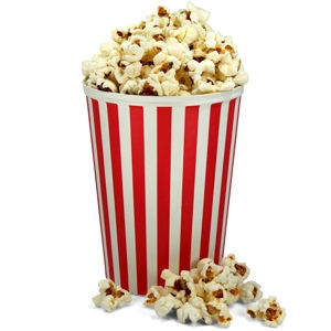 pop-corn pour spectacle