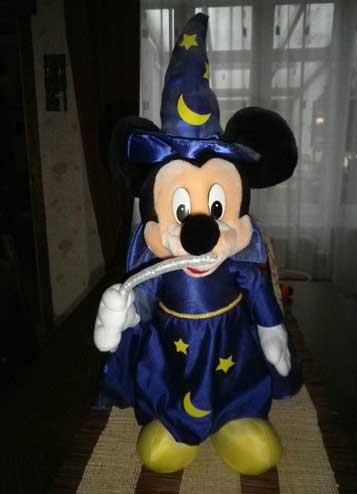 Un fakir nommé Mickey