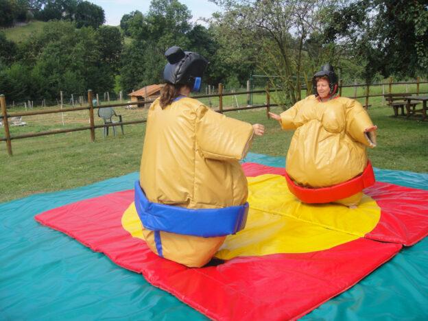 combat de sumotoris